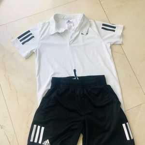 Adidas Dry Fit Outfit
